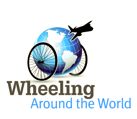 wheeling around the world charity - Kitty MASÔN Elite Business Club